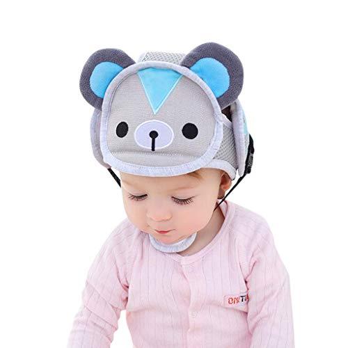 Lazzboy Baby Kleinkind Kopfschutz Schutzhelm Antikollisionsschutz Sicherheit Sport(C)