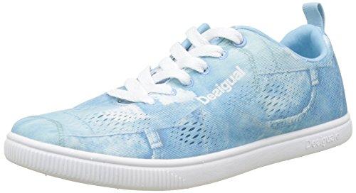 Desigual Shoes_CANDEM Y, Scarpe Running Donna, Blu (5006 Jeans), 40 EU