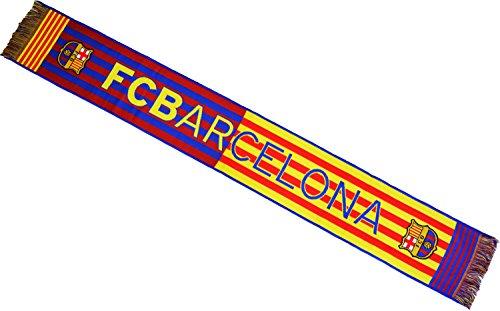 FC Barcelona sjaal Barça, officiële collectie, 140 x 20 cm