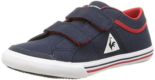 Le Coq Sportif Unisex-Kinder Saint Gaetan Ps CVS Sneakers, Blau (Dress Blue), 34 EU