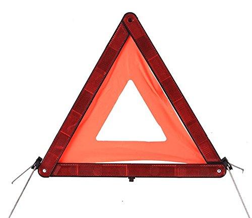 beishuo voiture réfléchissant triangle d'avertissement Planche pliable Panneau d'avertissement de sécurité Avertissement Réflecteur