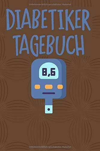 Diabetiker Tagebuch: Diabetespass für Diabetiker in A5 - Täglicher und Wöchentlicher Diabetes Tracker als Blutzucker und Insulin Tagebuch oder Pass zum Eintragen für 1 Jahr 52 Wochen - (Deutsch)