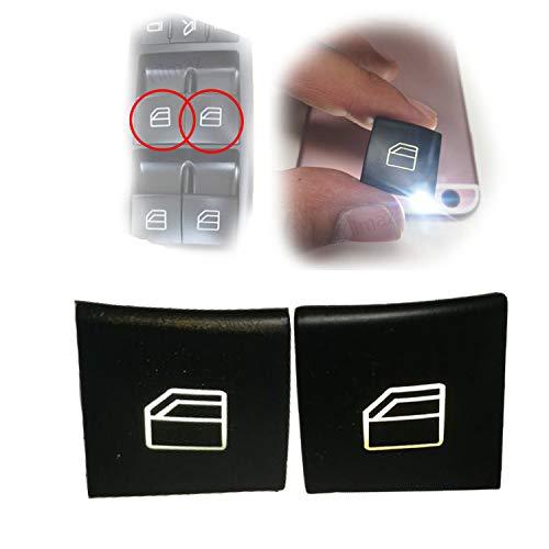 2x Für A B Klasse W169 W245 Fensterheber Schalter Knopf