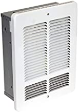 KING W2415-W W Series Wall Heater, 1500W / 240V, White