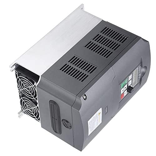 Variateur de fréquence 220v à 380v contrôleur de vitesse de moteur triphasé résistant à la chaleur, ignifuge et résistant aux chocs pour les domaines d'automatisation industrielle
