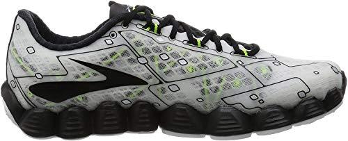 Brooks Neuro schwarze und blaue-Schuhe Running, Weiß, 42 EU