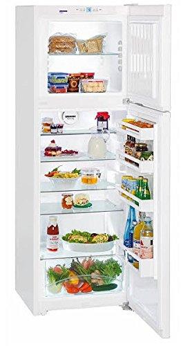 Liebherr CT 3306-22 Libera installazione 320L A+ Bianco frigorifero con congelatore
