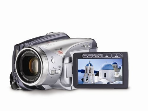 Canon VIXIA HV20 - Camcorder - High Definition - widescreen - 2.96 Mpix -...