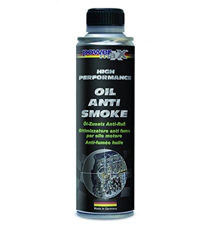 Powermaxx geen rook olie additieve olie anti-rook behandeling vermindert gasemissies 300 ml