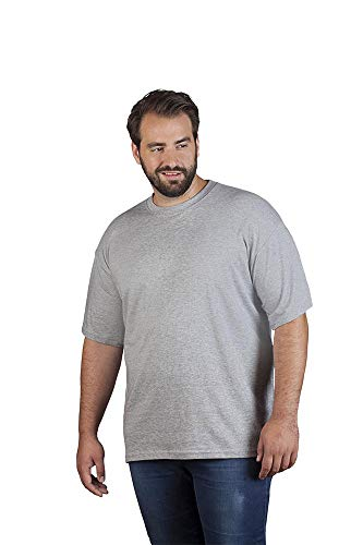 Promodoro Men's Premium-T-Shirt 100{26811da82c180059ea1052b54be3f689cfb3d585a1f0688a7d99aa599a240b4b} gekämmte Baumwolle, 180 g/m 3XL Sports Grau