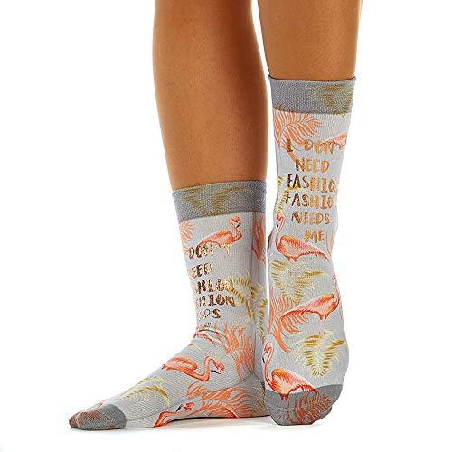 Wigglesteps Frauen Socken - Flamingo (1010-01117-932)