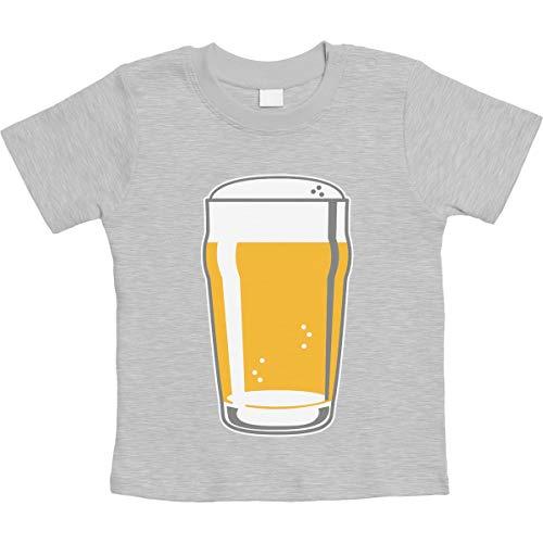 Oktoberfest Baby - Mass Bier Krug Unisex baby T-shirt maat 66-93
