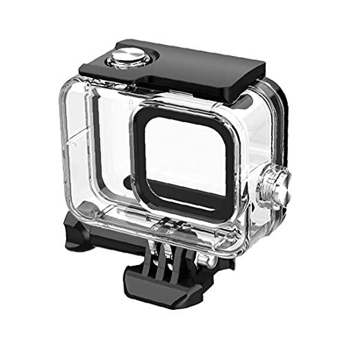 Hainice wasserdichte Gehäusekasten Kamera Schutz Unterwasser Tauchkasten Für GOPRO8 Action Camera Zubehör schwarz