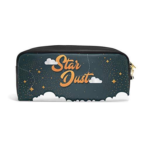 Stardust, astuccio portapenne per studenti, astuccio per cancelleria, organizer creativo per trucchi, regalo per ufficio e scuola, per ragazze e adulti