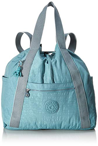 Kipling Art Backpack M Luggage, 19.0 liters, Aqua Frost