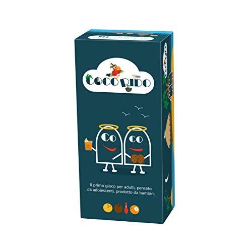 Coco Rido, Gioco di Carte per Adulti, Vietati ai Minori, Edizione in Italiano (0705)