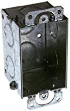 Hubbell Electrical 1g Switch Box W/Ears