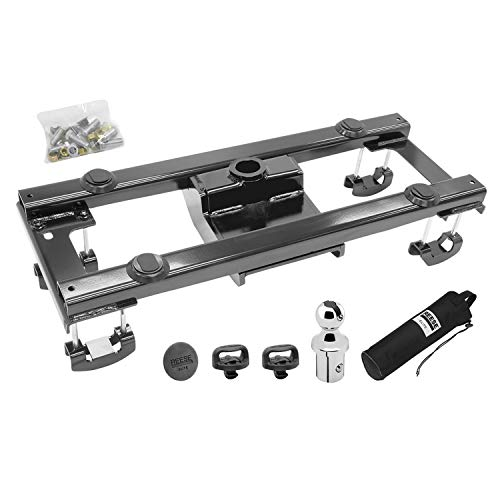 Great Deal! Reese Elite 30158-52 Rail Kit with Goose for Dodge