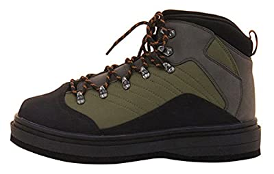 FROGG TOGGS Men's Anura Ii Technical Wading Shoe, Cleated Or Felt Options