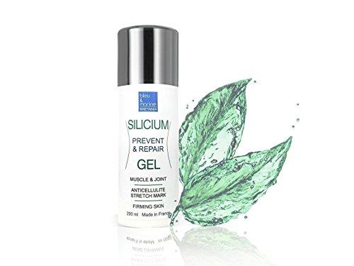 Organic Silicium Gel 200 ml SPORT GELENKE ZELLULITIS ANTI AGE