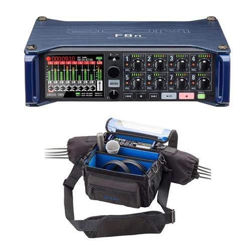 Zoom F8n Multi-Track Field Recorder PCF-8N Protective Case