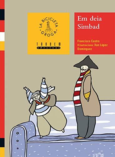 Me llamaba Simbad: 4 (La bicicleta amarilla)