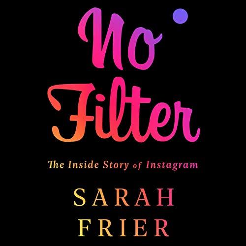 No Filter audiobook cover art