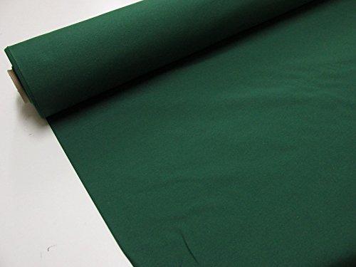 Confección Saymi - Metraje 2,45 MTS. Tejido loneta Lisa Nº 119 Verde Botella con Ancho 2,80 MTS.