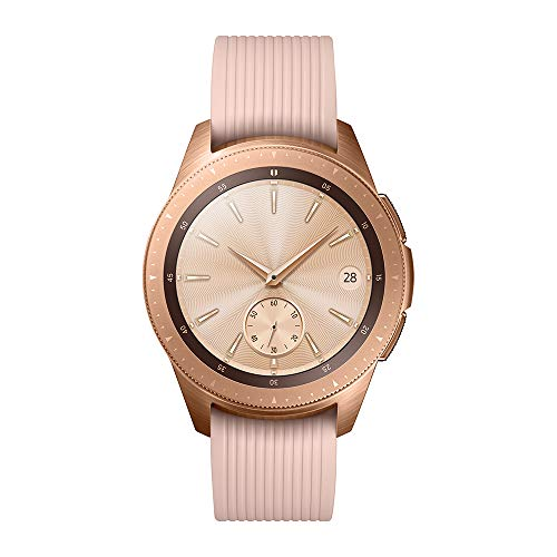 Samsung Galaxy Watch Bluetooth Watch 42 mm - Rose Gold (UK Version)