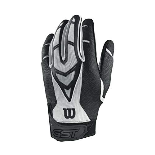 Wilson GST Skill American Football Handschuhe - weiß Gr. L