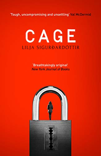 Cage (Reykjavik Noir Book 3) (English Edition)