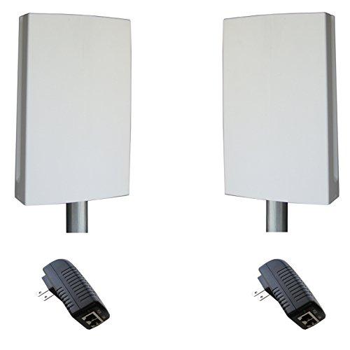 The EZ-Bridge-Lite EZBR-0214+ High Power Outdoor Wireless Point to Point