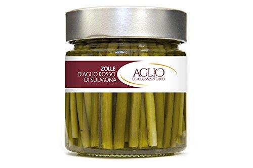 Zolle di aglio rosso di Sulmona