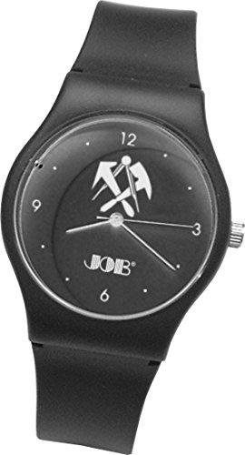 JOB-Dachdecker-Armbanduhr mit Dachdecker-Logo