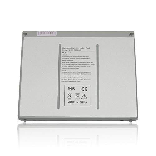 DJW A1175 Laptop Battery for MacBook Pro 15' A1175 A1260 A1150 A1211 A1226-12 Months Warranty