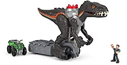4. Fisher-Price Imaginext Jurassic World Walking Indoraptor