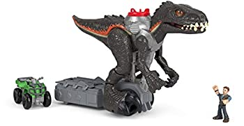 Fisher-Price Imaginext Jurassic World Walking Indoraptor