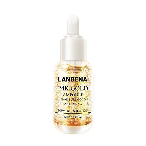 Vovotrade Essence Liquid Réparer Essence De Déficience Visage Peau 10ml Crème anti-acné réparatrice Acne Spot Réparation raffermissante essence pores