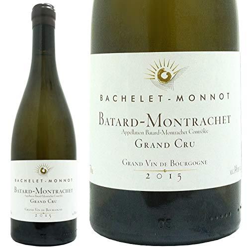 2015 バタール モンラッシェ グラン クリュ バシュレ モノ 白ワイン 辛口 750ml
