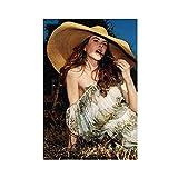 Nicole Kidman Poster 2 Leinwand-Poster, Wandkunst,