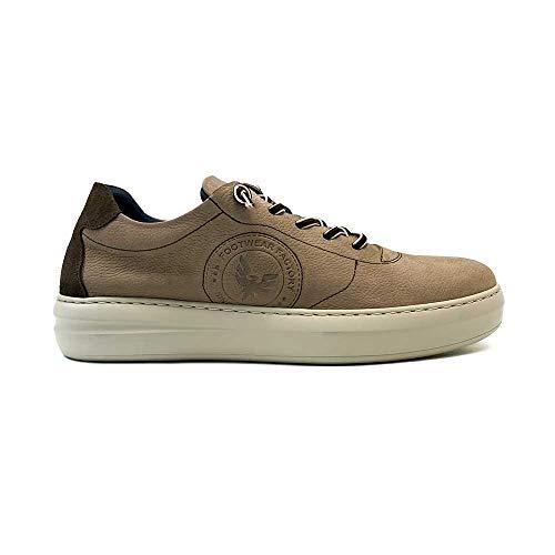 ZAPATISIMOS - Zapatos Casual de Piel para Hombre. Se Ajustan al pie...
