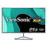 ViewSonic VX3276-mhd-2 Moniteur IPS 32' Full HD 1920x1080 4ms HDMI, VGA, DP, Haut-parleurs, Noir