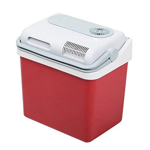L&Z Caja De Enfriamiento Eléctrica Lista para La Conexión A 12 Voltios De Capacidad 21 litros Mini Refrigerador A +++