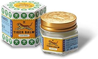 White Tiger Balm Herbal Ointment 21ml Free Relief Muscular Pain Made in India