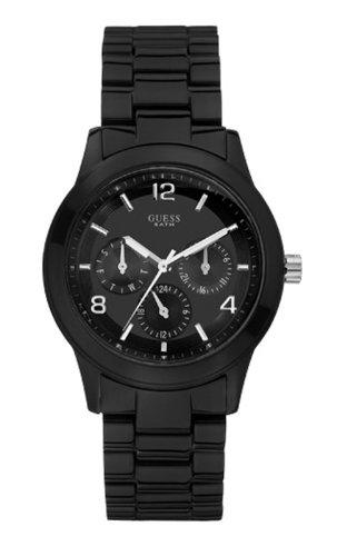 Guess W11603L2 - Reloj de Señora Multifunción de Policarbonato