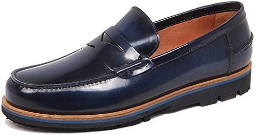 altieri F5138 Mocassino herren Dark Blau Milano Vintage Loafer Loafer Loafer schuhe Man  Großhandelspreis und zuverlässige Qualität