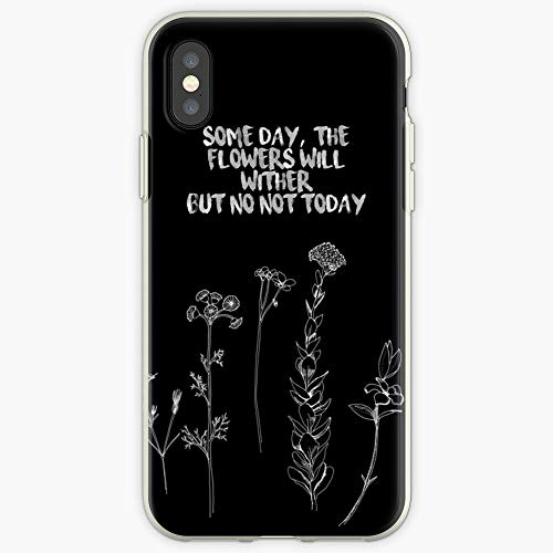Not Case Quote Today V Song BTS iPhone - Phone Case for All of iPhone 12, iPhone 11, iPhone 11 Pro, iPhone XR, iPhone 7/8 / SE 2020… Samsung Galaxy