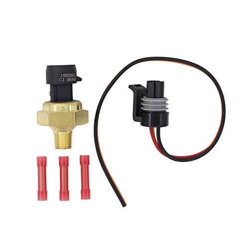 NewYall Exhaust Gas Back Feedback Pressure EBP Sensor