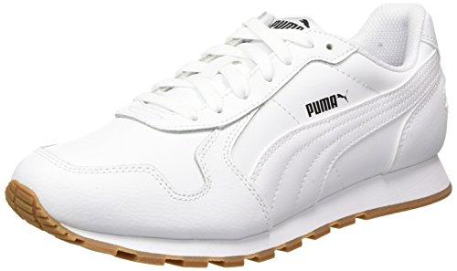 PumaSt Runner Full L, Zapatillas de Running Unisex adulto, Blanco (White), 42 EU