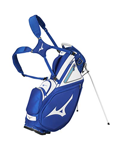 Best Review Of Mizuno Pro 6-Way Stand Bag, Staff